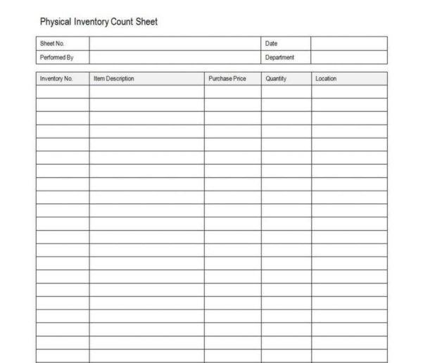 Stock Control Spreadsheet Template Free Regarding Sample Inventory List For Office Supplies And Stock Control