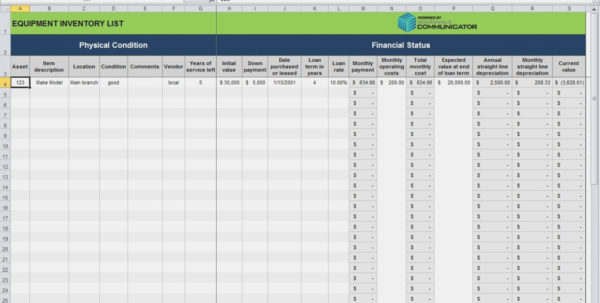 Stock Control Spreadsheet Template Free Throughout Inventory Control Templates Excel Free Yelom Myphonecompany – The