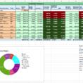 Stock Excel Spreadsheet With Portfolio Tracking Spreadsheet Project Stock Excel Best The Invoice