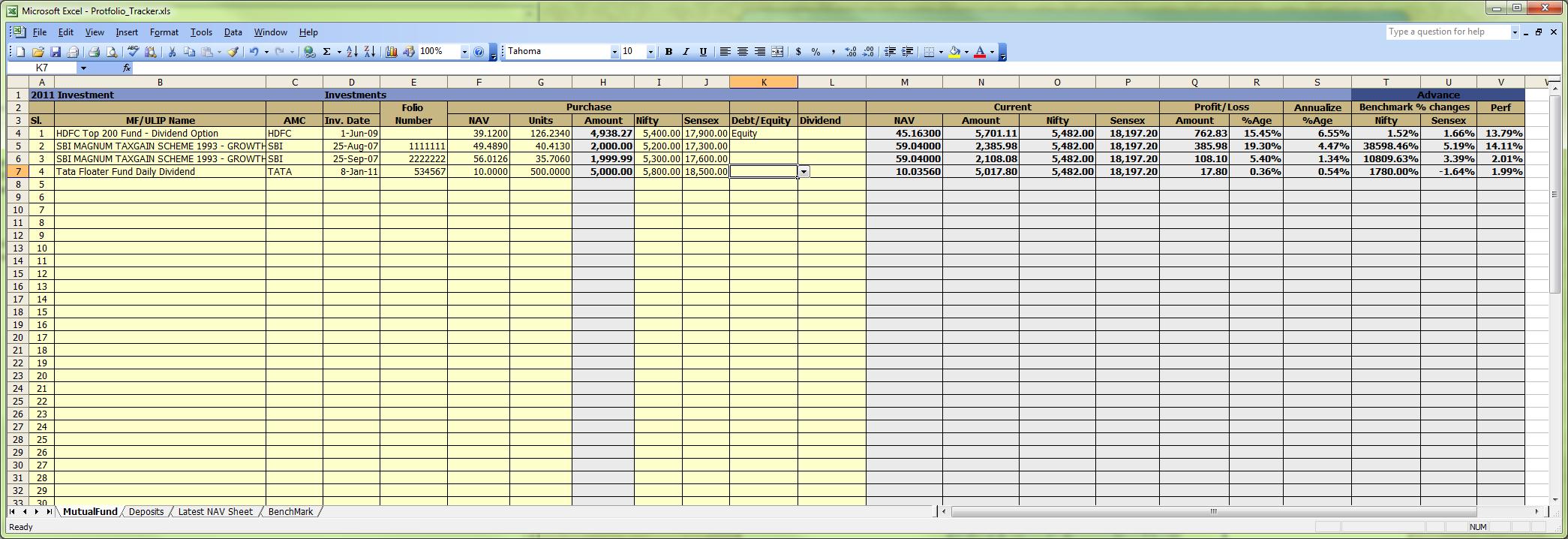 Stock Excel Spreadsheet With Regard To Portfolio Tracking Spreadsheet Project Stock Excel Best The Invoice