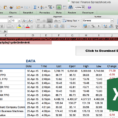 Stock Spreadsheet Pertaining To How To Import Share Price Data Into Excel  Market Index