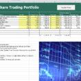 Stock Trading Tracking Spreadsheet With Shareadeacking Sample2 Portfolio Spreadsheet Stock Free Investment