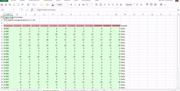 Structural Design Spreadsheets Free Download In Data Prep With Text And Excel Files