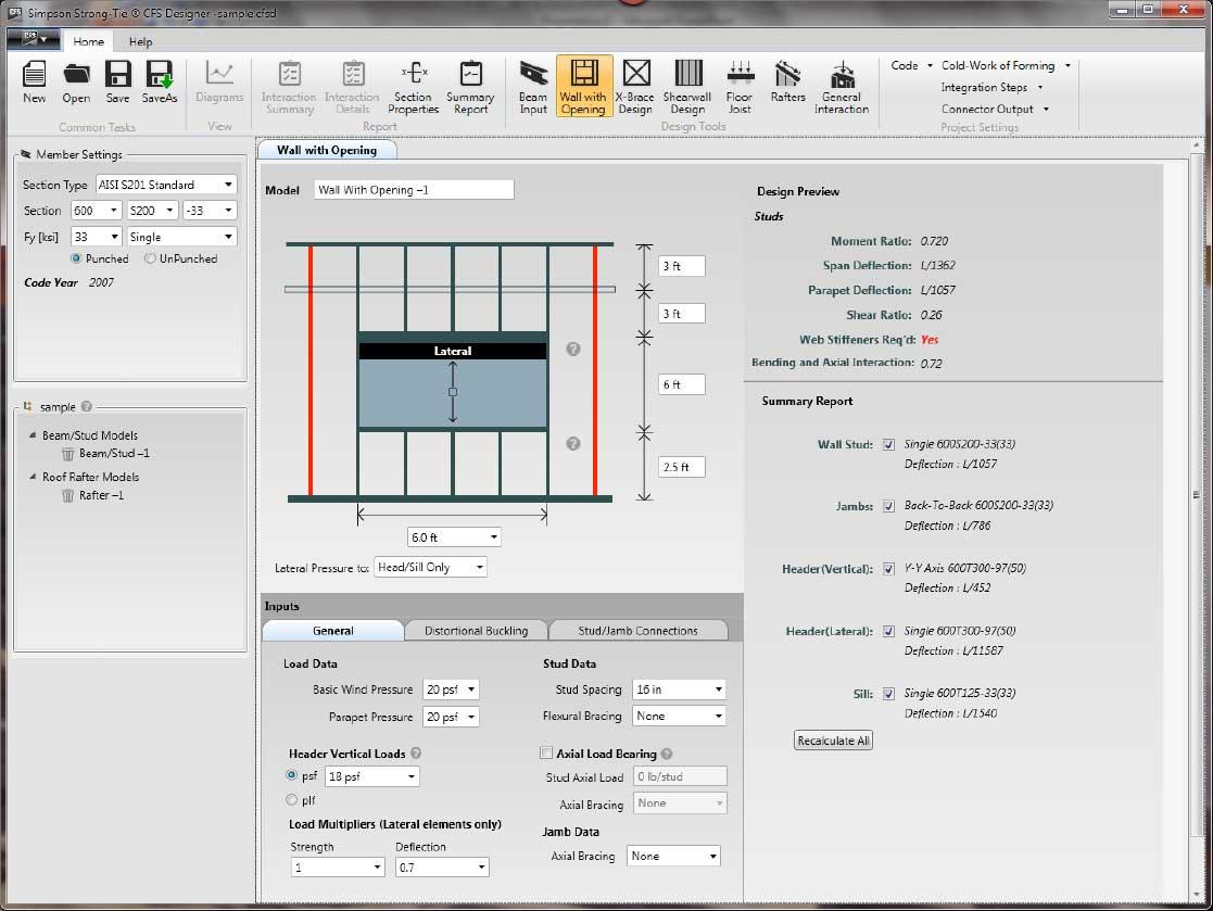 Structural Design Spreadsheets Free Download Pertaining To Steel Frame Design Software Free Download Framecad Detailer Full