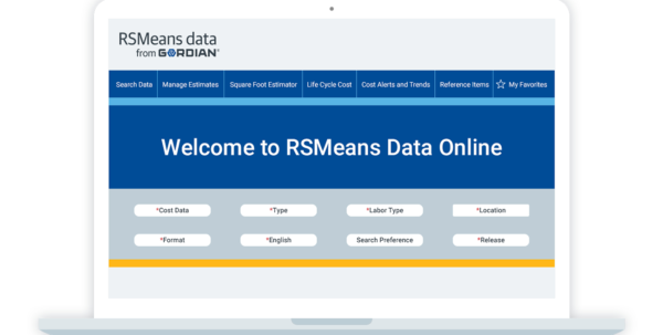 Structured Cabling Estimating Spreadsheet With Rsmeans Data Online Cost Estimating Software