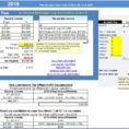 Superannuation Excel Spreadsheet Regarding Free Tax Calculator – Atotaxrates