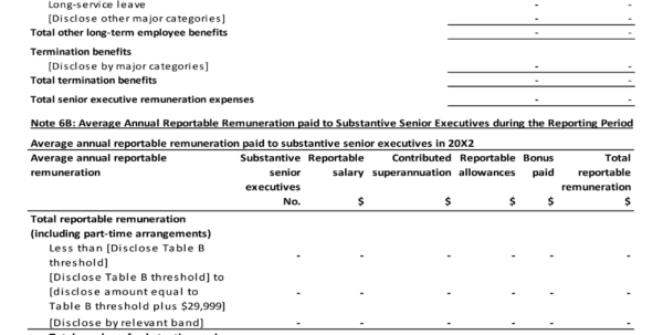 Superannuation Spreadsheet Template Regarding Non Profit Financial Statements Template And Audits Of The Financial