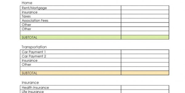 Suze Orman Budget Spreadsheet Throughout Suze Orman Budget Spreadsheet  Aljererlotgd