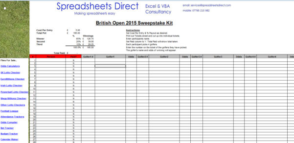 Sweepstakes Tracking Spreadsheet For Sweepstakes Tracking Spreadsheet 2018 Inventory Spreadsheet Online