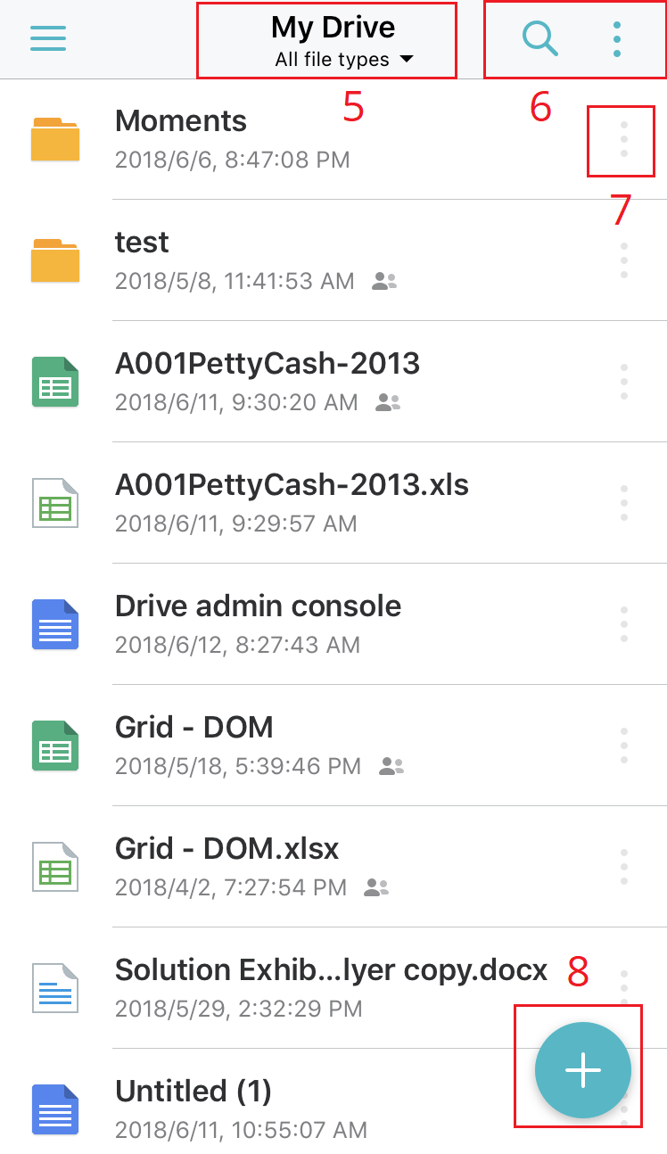 Synology Spreadsheet For Drive Ios  Synology Inc.