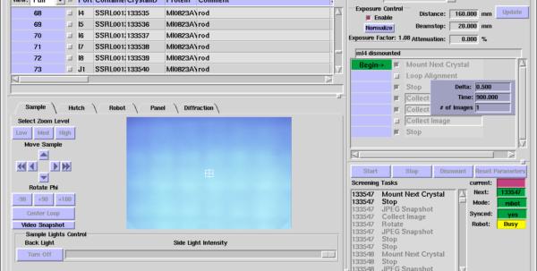 Tab Spreadsheet In Bluice 4.0  Screen Tab