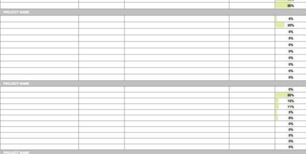 Task List Spreadsheet With Regard To 15 Free Task List Templates  Smartsheet With Regard To Project