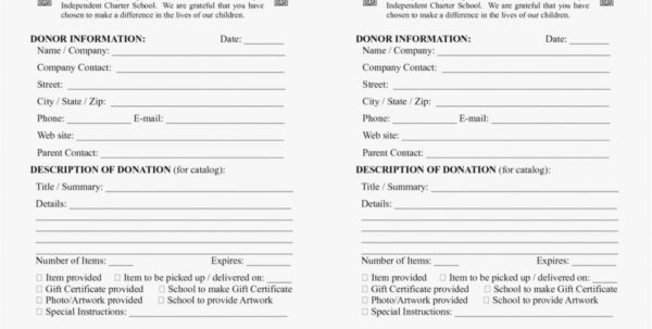 Tax Donation Spreadsheet Throughout Salvation Army Receipt Free Download 66 Luxury S Goodwill Donation