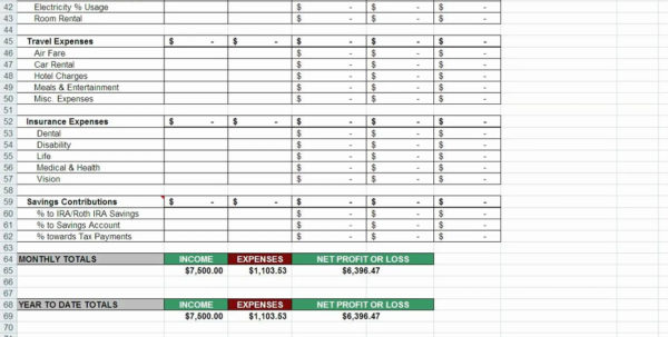 Tax Excel Spreadsheet Intended For Spreadsheet For Tax Expenses Spreadsheet For Tax Expenses