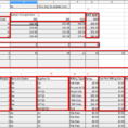 Tax Return Spreadsheet Within Tax Calculation Spreadsheet And Attractive Tax Return Template