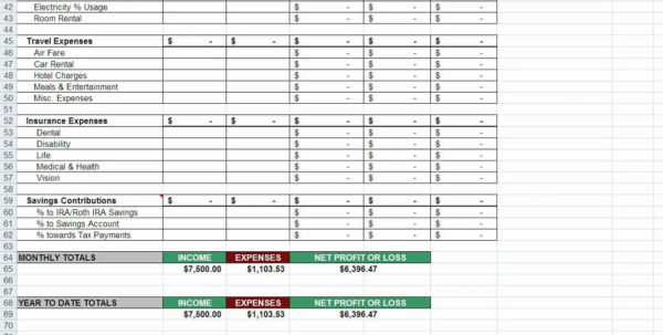 Tax Spreadsheet Template For Business Within Tax Template For Expenses  Prune Spreadsheet Template Examples