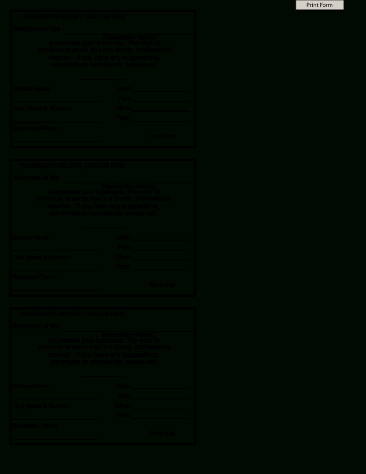 Taxi Driver Spreadsheet With Taxi Bill Template Receipt Main Image Download Spreadsheet Local