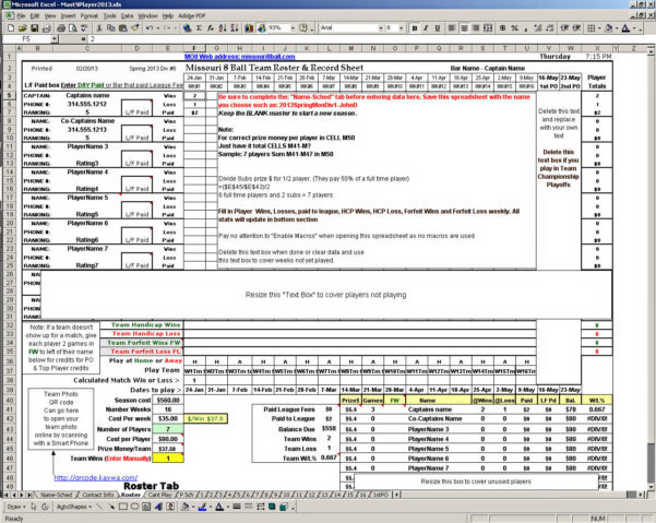 Team Spreadsheet For How To Download The Excel Spreadsheet For Mo8 Teams