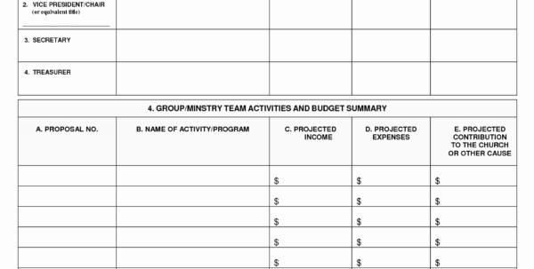 Team Treasurer Spreadsheet Regarding Church Budget Spreadsheet Invoice Template Sample Worksheet Example