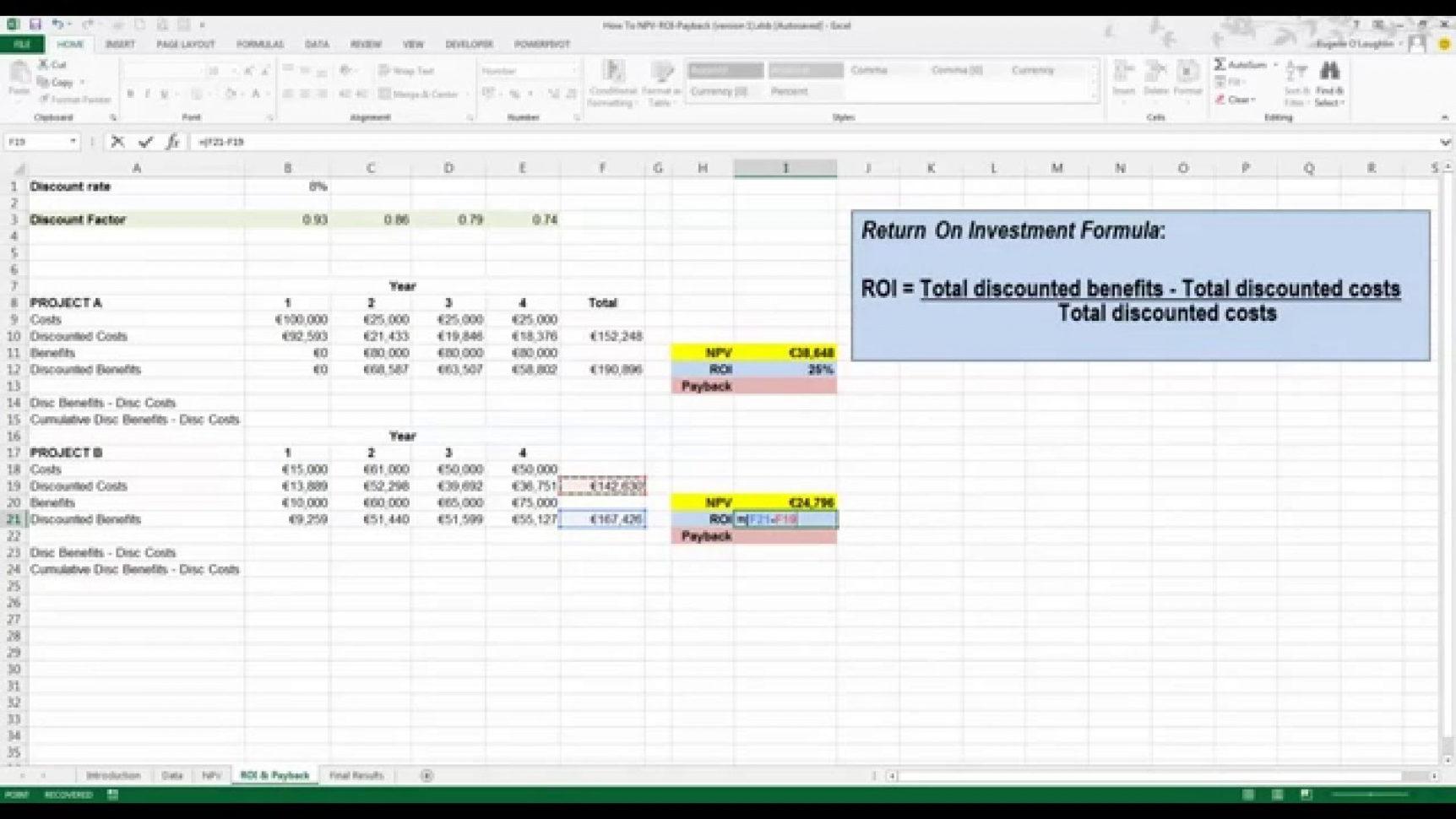 Test Automation Roi Calculation Spreadsheet Inside 025 Template Ideas Roi Calculator Excel ~ Ulyssesroom