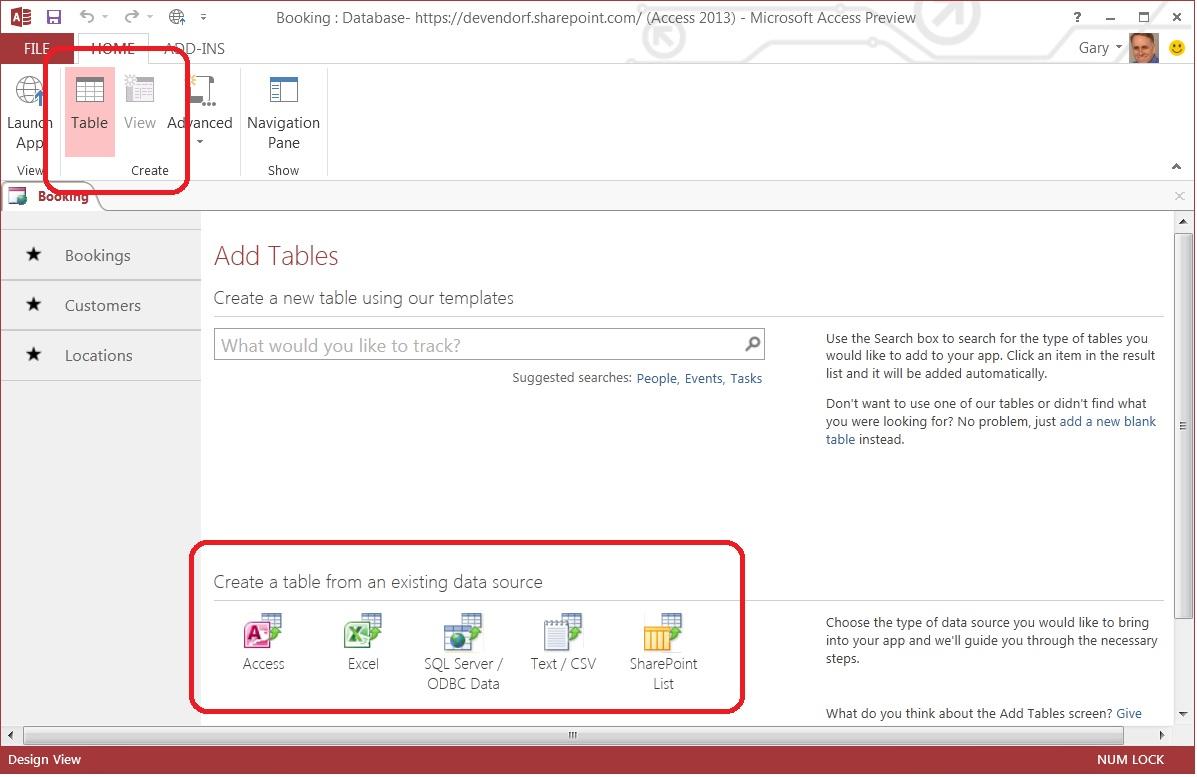 Thans Deal Analyzer Spreadsheet Regarding Moving Data Forward Into Access 2013  Microsoft 365 Blog