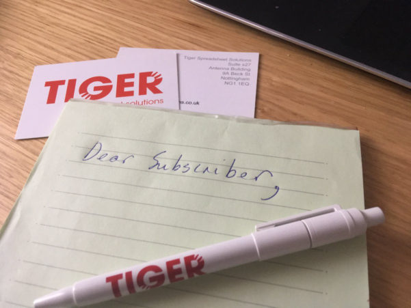 Tiger Spreadsheet Solutions For Tigerspreadsheets @tigspreadsheets  Twitter