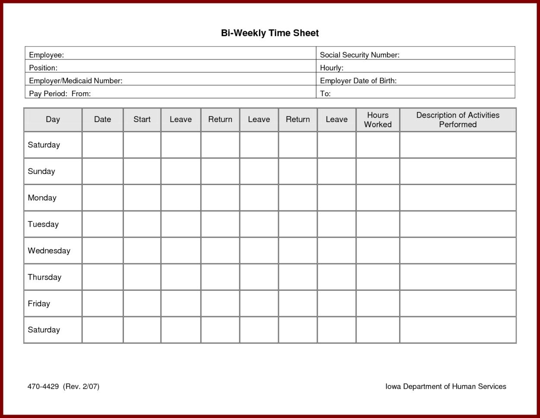 Time Clock Spreadsheet Free Download Inside Weekly Timesheet Template Excel Free Download Time Spreadsheet