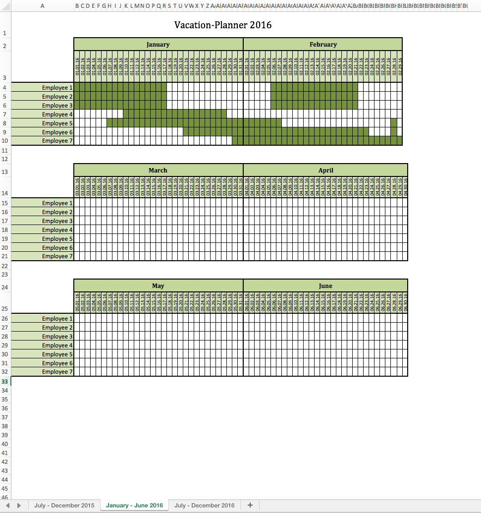 Time Off Accrual Spreadsheet In Employee Vacation Accrual Spreadsheet  Laobing Kaisuo