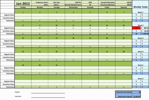 Time Tracking Spreadsheet Excel Free Intended For Time Tracking Spreadsheet Excel Free For Example A Spreadsheet With