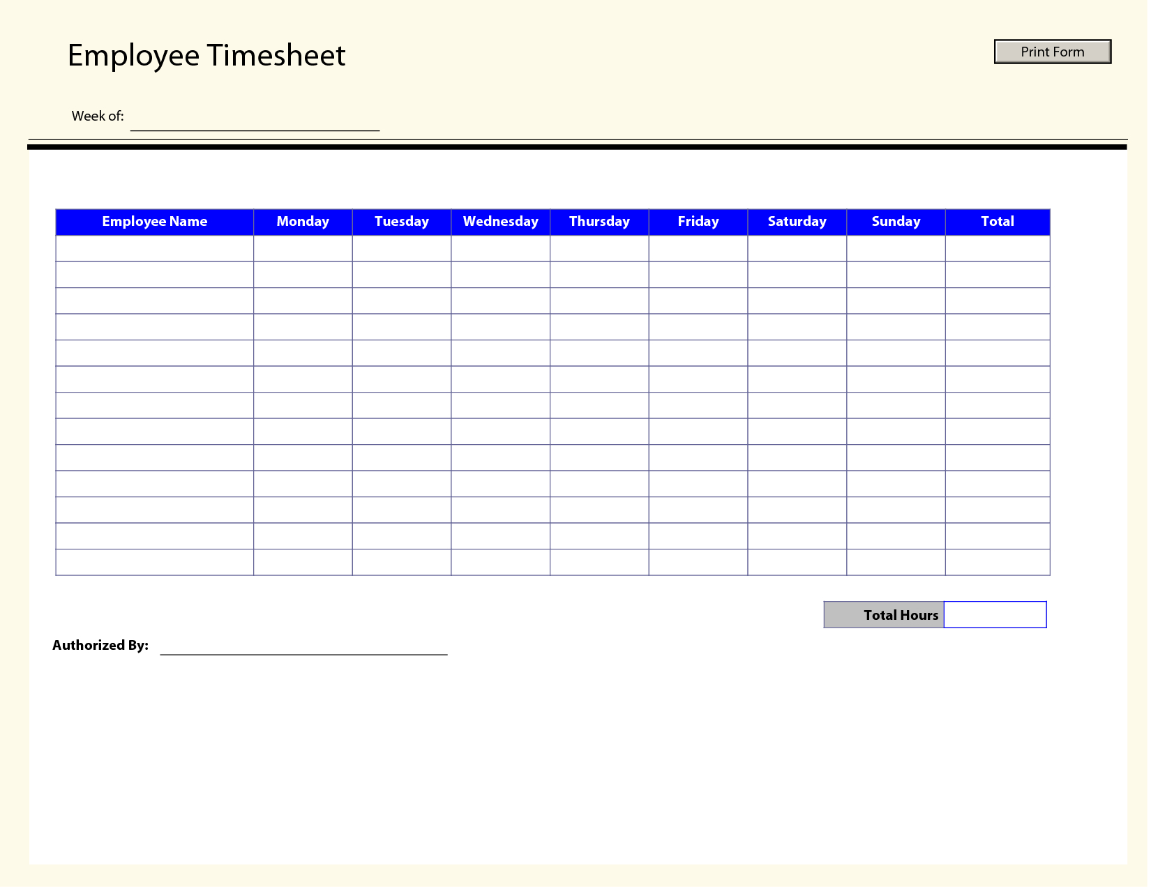 Timesheet Spreadsheet Free Regarding Timesheet Invoice Template Free And Blank Employee Timesheet