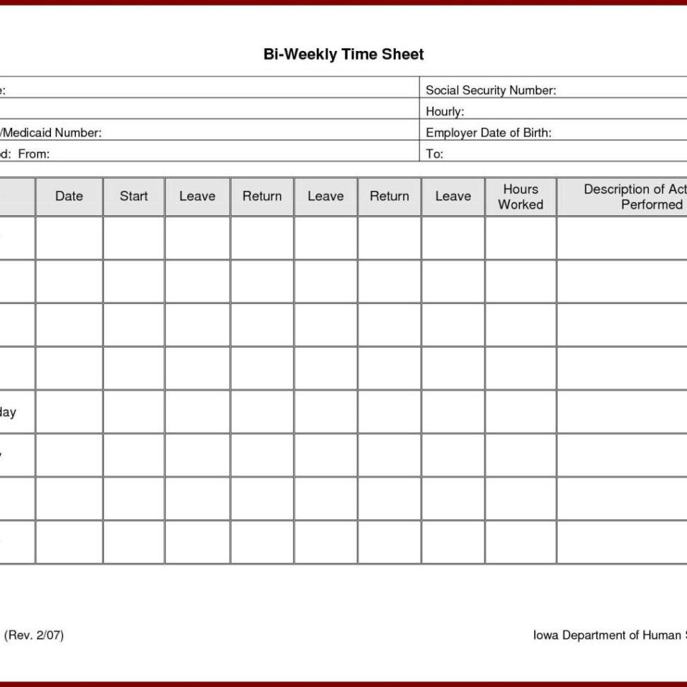 Timesheet Spreadsheet Free Within Employee Timesheet Template Free And Employee Timesheet Spreadsheet