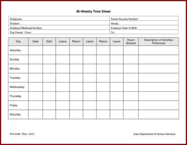 Timesheet Spreadsheet Template Excel Inside Time Sheet Templates  Contegri With Time Sheets Template Excel
