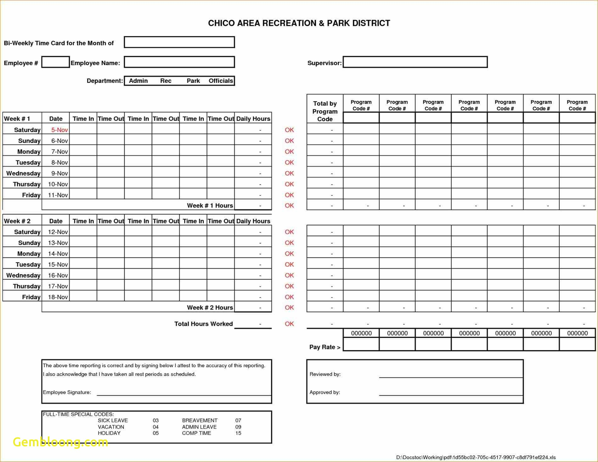 Timesheet Spreadsheet Template Excel Throughout Weekly Timesheet Spreadsheet Template For Multiple Employees Daily