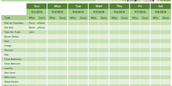 Timetable Spreadsheet For Schedules  Office