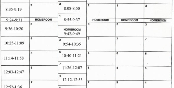 Timetable Spreadsheet Within School Timetable  Wikipedia