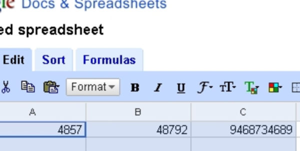 Tip Distribution Spreadsheet With Regard To Resize Google Spreadsheet Columns In A Flash