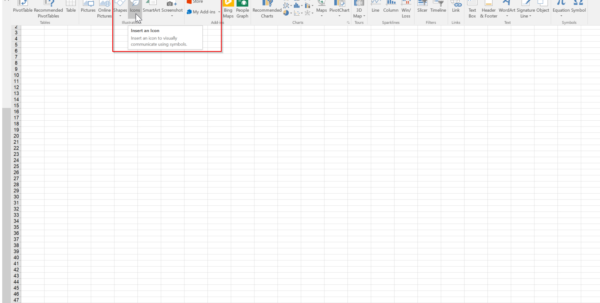 Tip Spreadsheet In How To Insert Icons Into A Spreadsheet  Sage Intelligence