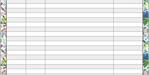 Tip Tracker Spreadsheet Intended For Expenses Tracking Spreadsheet Sample Worksheets Free Spending Budget