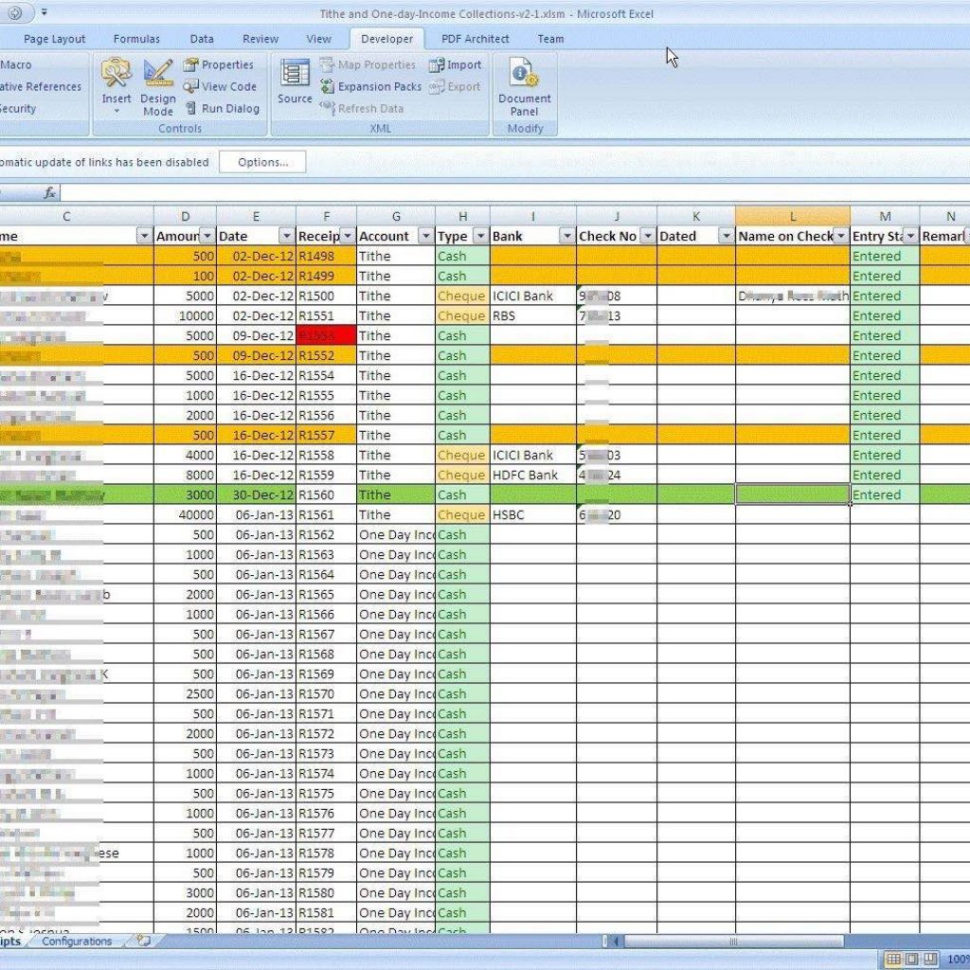 Tithing Spreadsheet Example With Tithe Tracking Spreadsheet  Pulpedagogen Spreadsheet Template Docs