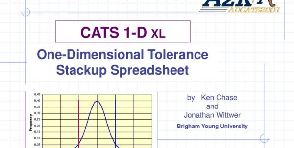 Tolerance Stack Up Spreadsheet Within Onedimensional Tolerance Stackup Spreadsheet  Ppt Download
