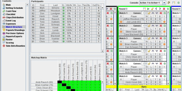 Tournament Spreadsheet Pertaining To Excel Tournament  Rent.interpretomics.co