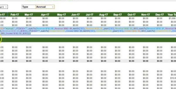 Track Your Expenses Spreadsheet For How To Keep Track Of Your Online Business Income And Expenses Within