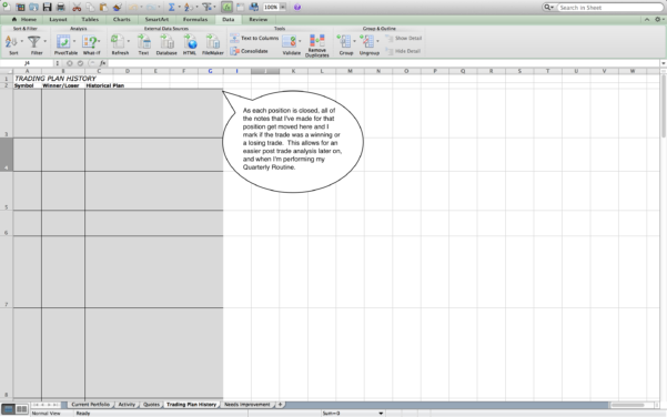 Trading Spreadsheet Template With Regard To How To Create Your Own Trading Journal In Excel