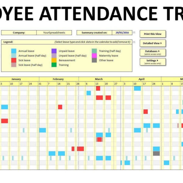 Training Tracking Spreadsheet Regarding Employee Training Tracking Spreadsheet Template And Employee