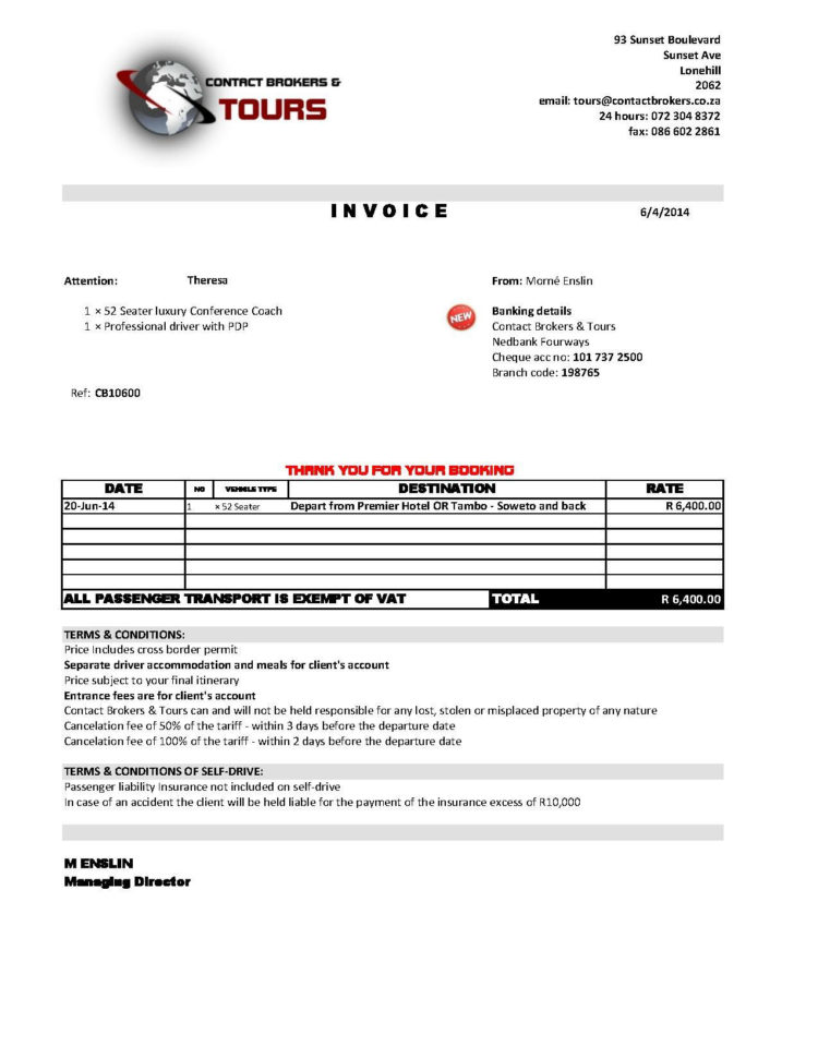 Transportation Spreadsheet Regarding Transportation Invoice Template  Spreadsheet Collections