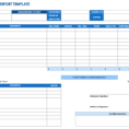 Travel Expense Spreadsheet Inside Free Expense Report Templates Smartsheet