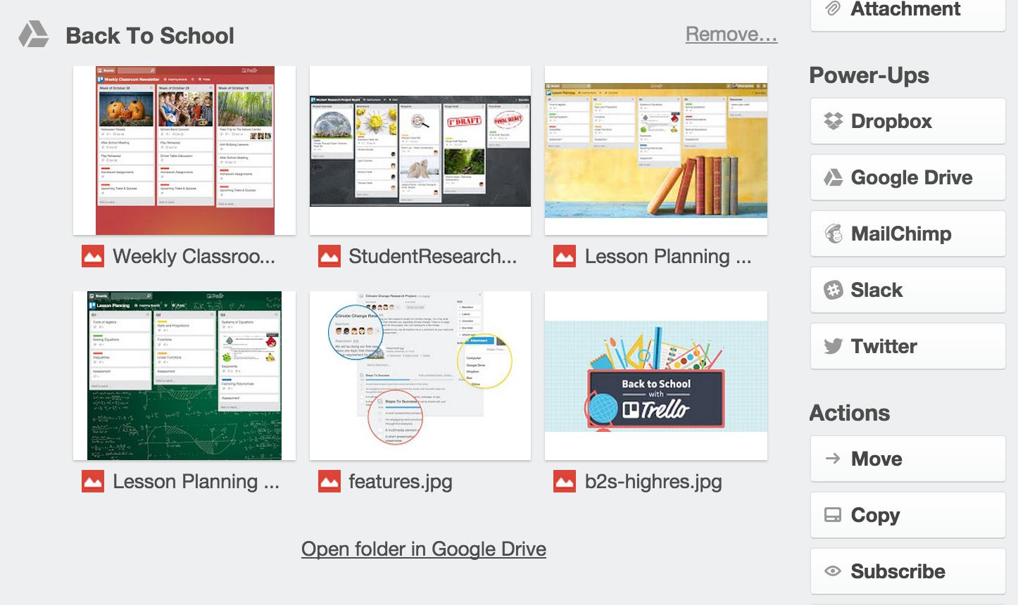 Trello Spreadsheet Regarding Trello And Google Drive: An Integration Made In Office Heaven