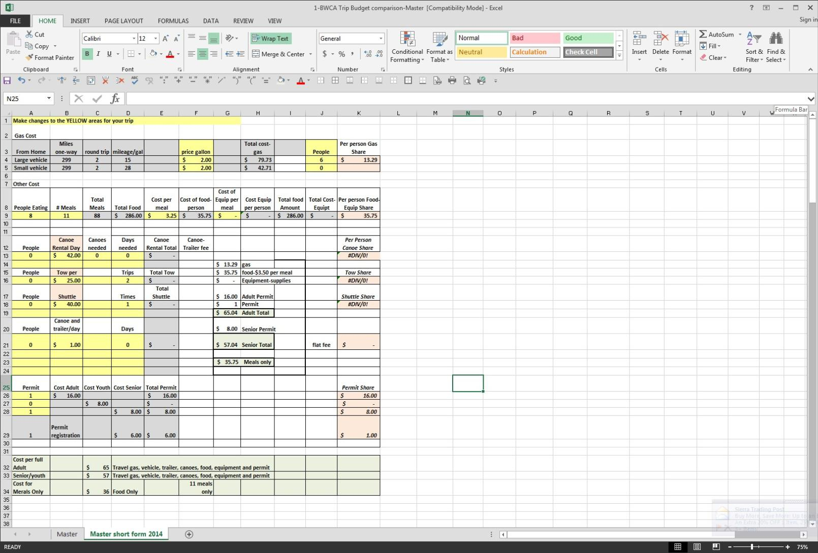 Trucking Cost Per Mile Spreadsheet Within Trucking Cost Per Mile Spreadsheet Download Papillon Northwan