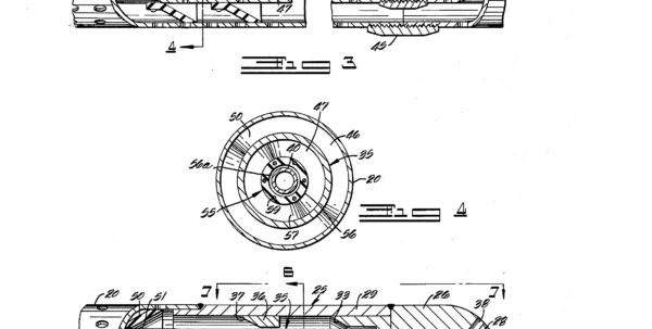 Tubing Tally Spreadsheet Throughout Patent Us3177955  Apparatus For The Placing Of Thin Wall Well