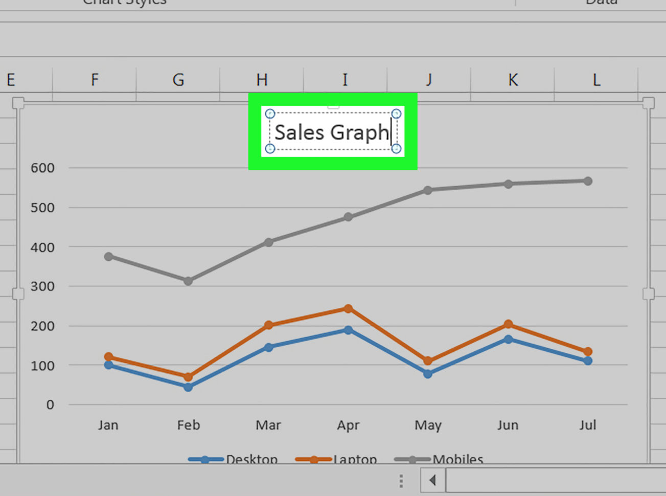 Turn Excel Spreadsheet Into Graph In 2 Easy Ways To Make A Line Graph In Microsoft Excel